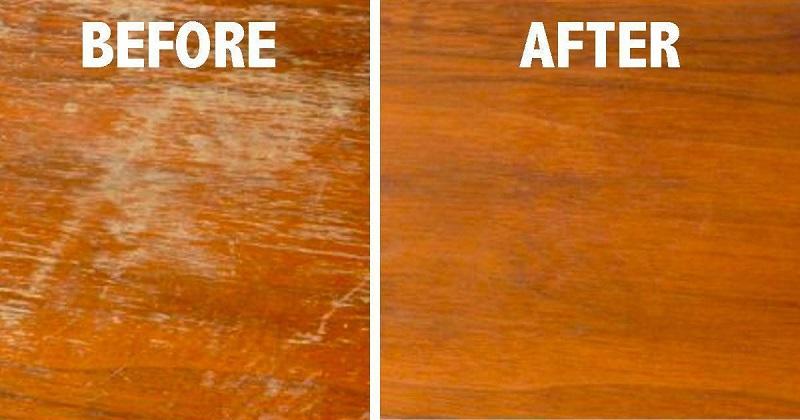Cách làm sạch đồ nội thất gỗ nhanh chóng nhất