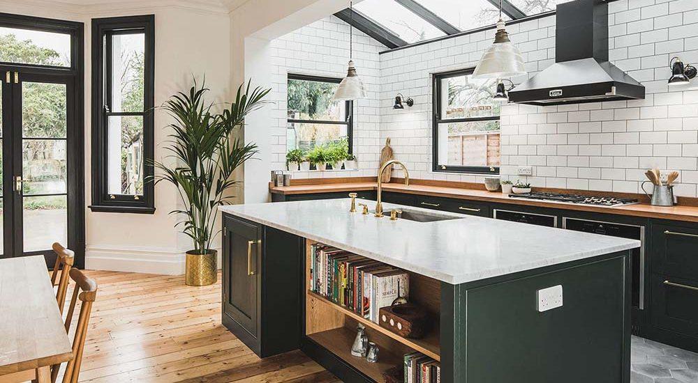 Những vị trí đẹp nhất để đặt cây phong thủy trong nhà