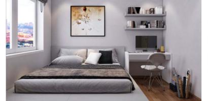 Gợi ý chọn nội thất thông minh cho phòng ngủ nhỏ