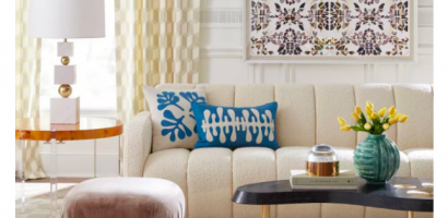 Hướng dẫn cách biến phòng khách hẹp trở nên sáng và rộng hơn